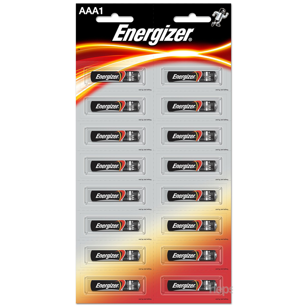 Батарейка Energizer BASE AAA Multi blister 20 шт