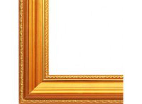 Багетные рамы 30*40. Nicole (золотой) (1060-BL)