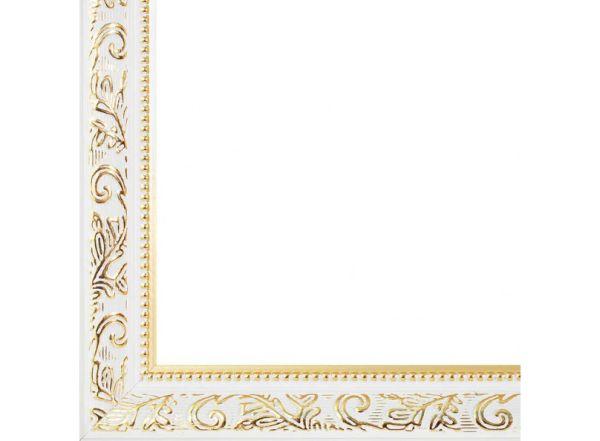 Багетные рамы 30*40. Empire (белый) (1535-BL)