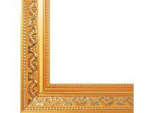 - Багетные рамы 40*50. Baroque (золотой) (2520-BB) обложка книги