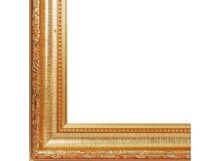 Багетные рамы 40*50. Rococo (золотой) (2540-BB)