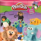Play Doh. Весёлая мозаика.