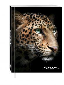 <нe указано> - Блокнот настоящего хищника (Гепард). А5 обложка книги