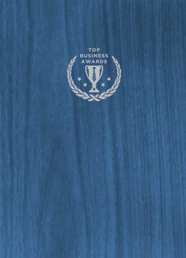 Блокнот для высокоэффективных людей (с главными принципами Стивена Кови ) (синий)