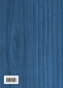 Обложка сзади Блокнот для высокоэффективных людей (с главными принципами Стивена Кови ) (синий)