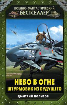 Обложка Небо в огне. Штурмовик из будущего Дмитрий Политов