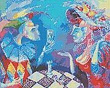 - Мозаичные картины. Партия или вся жизнь игра (231-ST) обложка книги