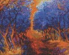 - Мозаичные картины. Осенний лес (232-ST) обложка книги