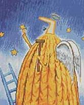 - Мозаичные картины. Заботливый ангел (235-ST) обложка книги