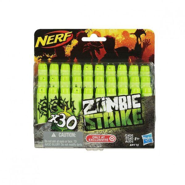 NERF Зомби Страйк 30 стрел (A4570)