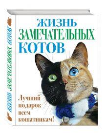 - Жизнь замечательных котов обложка книги