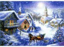 - Наборы для вышивания 14ст. Зимнее Раздолье (1386-14) обложка книги