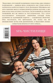 Обложка сзади SPA-чистилище Анна и Сергей Литвиновы