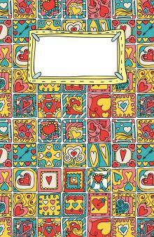 - Блокнот для записей Печеньки Купидона А5 обложка книги