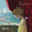 Евгения Гапчинская. Angels 2. Календарь настенный на 2016 год
