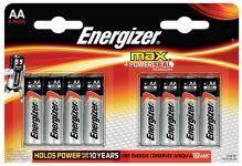 - Батарейка Energizer MAX AA 8 шт обложка книги