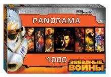 - Пазл 1000 эл. DISNEY Звёздные войны Panorama обложка книги