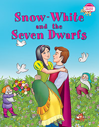 Белоснежка и семь гномов. Snow White and the Seven Dwarfs. (на английском языке)