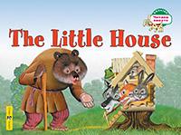 Наумова Н.А. - Теремок. The Little House обложка книги