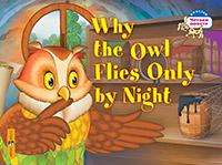 Максименко Н.И. - Почему сова летает только ночью. Why the owl flies only by night. (на английском языке) обложка книги