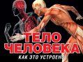 Тело человека от ЭКСМО