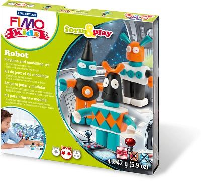 FIMO kids form детский набор Робот