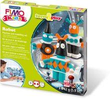 """- FIMO kids form&play детский набор """"Робот"""" обложка книги"""