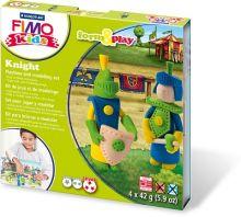 """- FIMO kids form&play детский набор """"Рыцарь"""" обложка книги"""