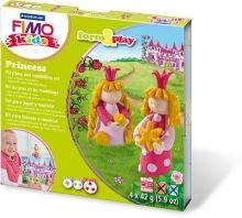 """- FIMO kids form&play детский набор """"Принцесса"""" обложка книги"""