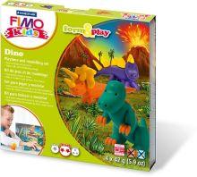"""- FIMO kids form&play детский набор """"Дино"""" обложка книги"""