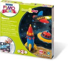 """- FIMO kids form&play детский набор """"Космос"""" обложка книги"""