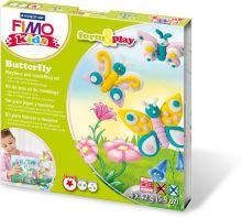 "- FIMO kids form&play детский набор ""Бабочка"" обложка книги"