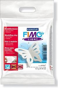 FIMO air light цвет белый самоотвердевающая легкая полимерная глина на водной основе, 125 гр