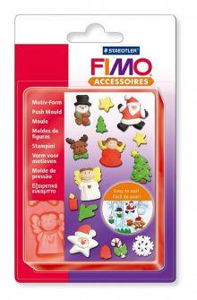 - FIMO формы для литья Рождество обложка книги