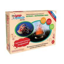 - Серия лучших химических экспериментов Вулкан и Фараонова Змея QIDDYCOME (X001) обложка книги