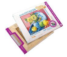 - Набор для живописи Натюрморт с яблоком обложка книги