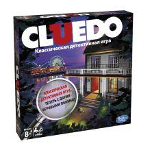 - Игра Клуэдо обновленная (Настольная игра)  (A5826) обложка книги
