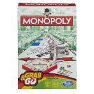 Дорожная Игра Монополия (Настольная игра) (B1002)