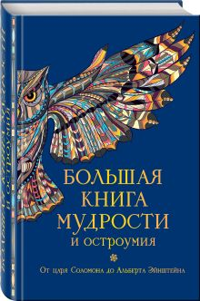 Душенко К.В. - Большая книга мудрости и остроумия обложка книги