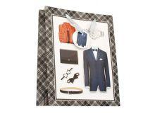 - Наборы для скрапбукинга. Пакет Мужской набор (1309-SB) обложка книги