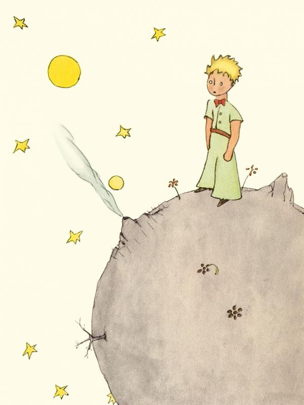 Блокнот Маленький принц. Книга 2 Сент-Экзюпери А.