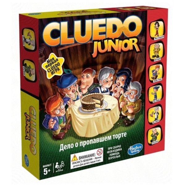 Мое первое Клуэдо (Настольная игра) (B0335)
