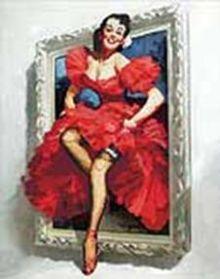 - Наборы для вышивания 11ст. Зажигательный танец (7095-3D) обложка книги
