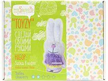 """Набор TOYZY """"Зайка в кофте"""" - техника вязание"""