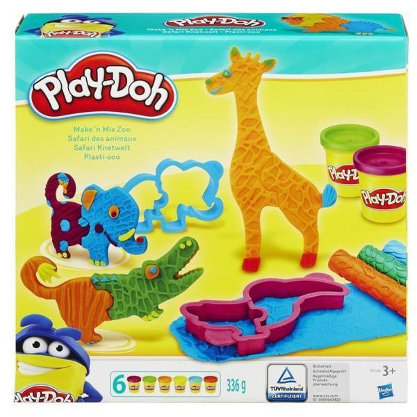 """Play-Doh Игровой набор """"Веселое Сафари"""" (B1168)"""