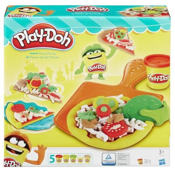 """Play-Doh Игровой набор """"Пицца"""" (B1856) PLAY-DOH"""
