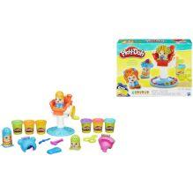 Play-Doh - Play-Doh Игровой набор Сумасшедшие прически (B1155) обложка книги