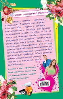 Обложка сзади Секрет похищенной дискеты Екатерина Вильмонт
