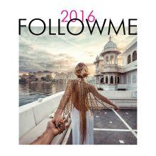 Follow me. Настенный календарь