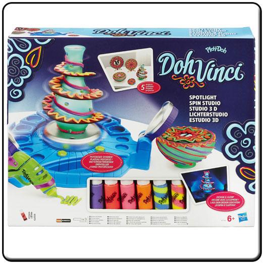 DohVinci Набор для творчества «Студия дизайна с подсветкой» (B1718) DOH-VINCI